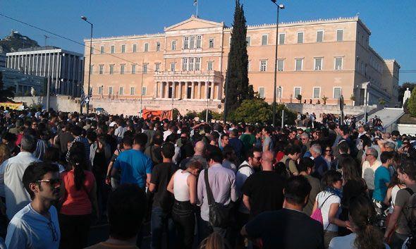 Η Βουλή είναι των Ελλήνων ρε !