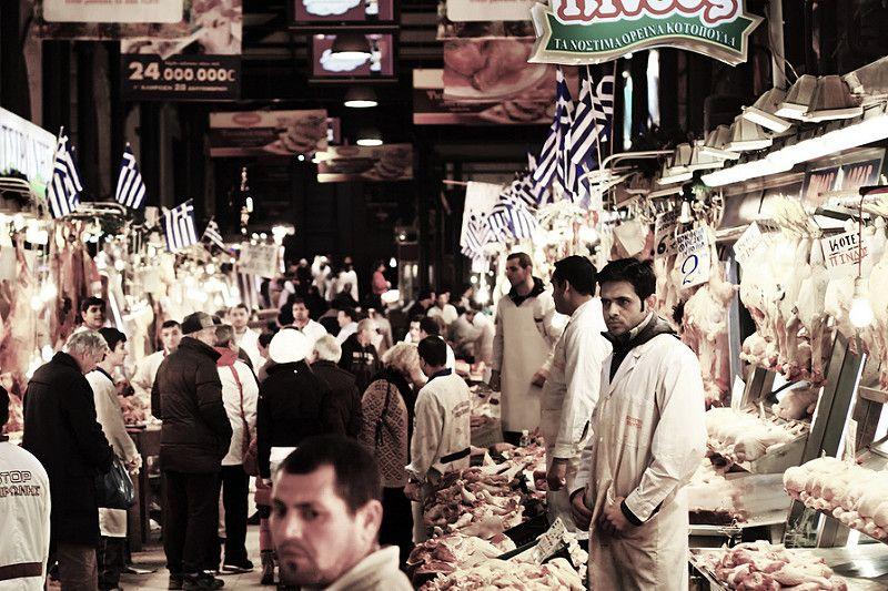 Βαρβάκειος αγορά Αθήνας