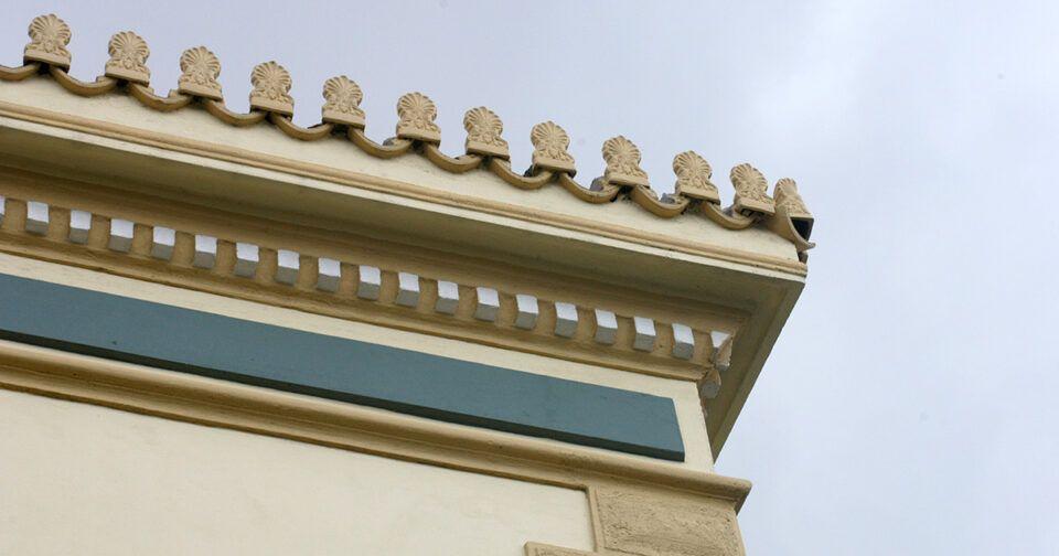 Μαρούσι Ακροκέραμα Νεοκλασικά κτίρια